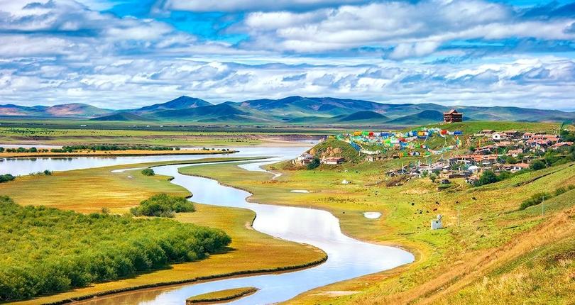 黄河第一湾