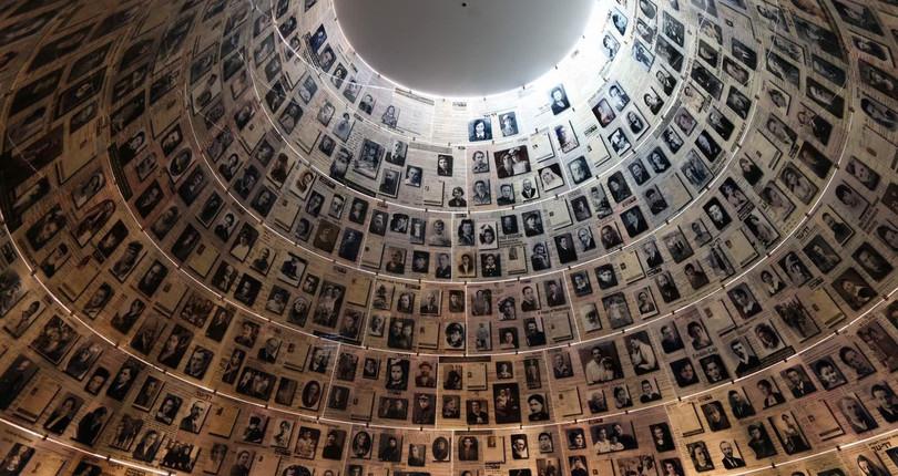 大屠杀纪念馆-耶路撒冷