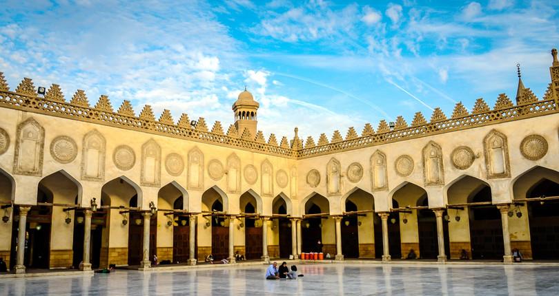 爱资哈尔清真寺