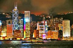 香港4日游