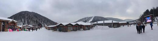 东北四人八天自由行-雪乡,长白山,雾凇岛