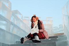 【遇见童话王国的风雪】Part 1:中央大街+索菲亚教堂+松花江+太阳岛+冰雪大世界