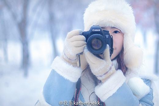韩国雪的模样-春川,首尔
