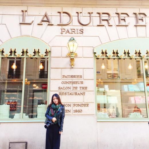 全世界买马卡龙最少女心的梦境 巴黎著名-法国