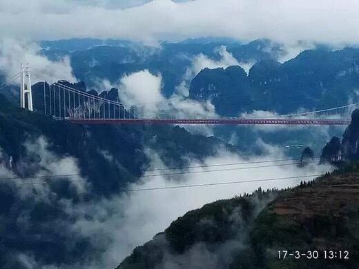 湘西德夯大峡谷游记201705