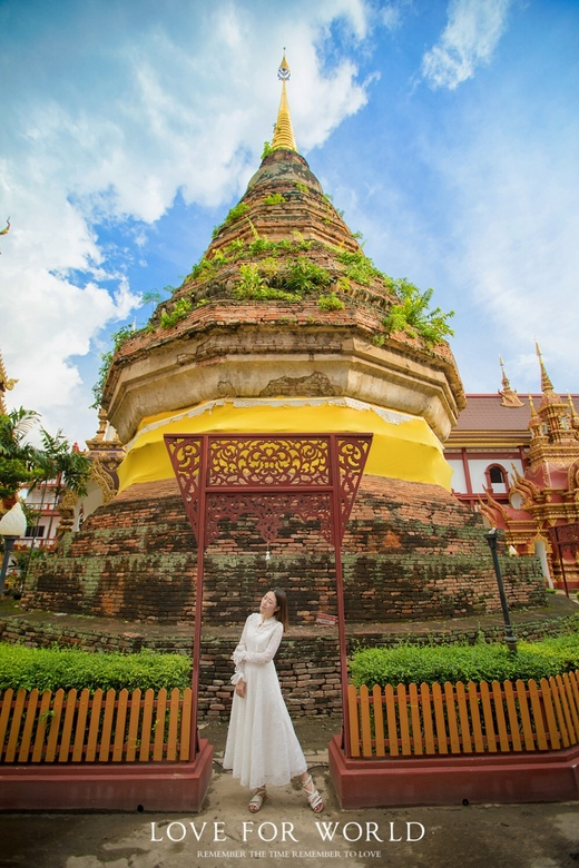 #travel diary day 21-清迈古城,清迈,泰国