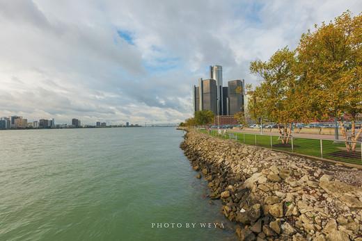 行走底特律,感受废墟中的汽车文化(2)-美国