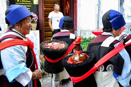 丽江游记 像生活一样旅行-大研古城