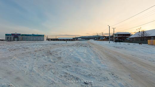 霜冻呼伦贝尔,冰封西伯利亚,浮雪相伴一路向西(6)-奥利洪岛,贝加尔湖,俄罗斯