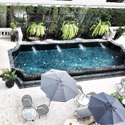 曼谷网红酒店第一篇hotel once分享超详细-泰国