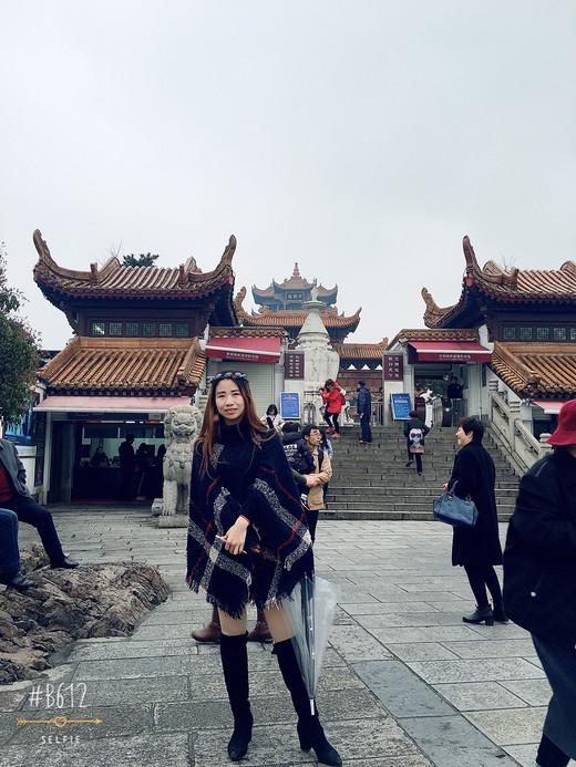 武汉樱花之旅-黄鹤楼,户部巷,昙华林,武汉大学
