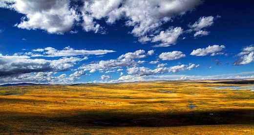 朝圣布宫---川进青出环线自驾游-柴达木盆地,格尔木,可可西里,羊卓雍措,林芝