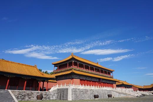 带上汉服去旅行~~北京-颐和园,圆明园,798艺术区,恭王府,北海公园