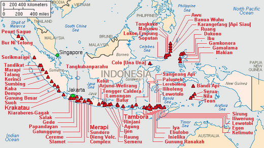 上火山入大海,只为寻找心中的那一片宁静(四)-印度尼西亚