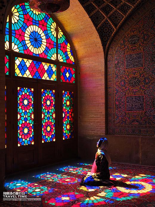 在那如诗的远方,遇见阿舒拉节里的别样【伊朗】三-粉红清真寺-伊朗,卡尚,伊玛目广场,伊斯法罕,卡里姆汗城堡