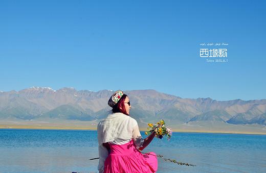 在那人们害怕的地方-新疆(喀什+库车+独库公路+赛里木湖+喀纳斯)(1)-克孜尔千佛洞,艾提尕尔清真寺,香妃墓