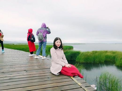 神奇阿坝,自带滤镜的若尔盖-花湖,若尔盖大草原