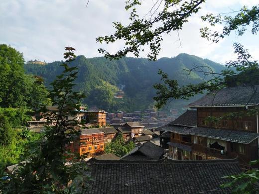 西江苗寨-黔东南,雷公山,西江千户苗寨