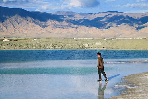 青海湖环线第三天-高原之境,仰望星河-柴达木盆地,茶卡盐湖,黑马河
