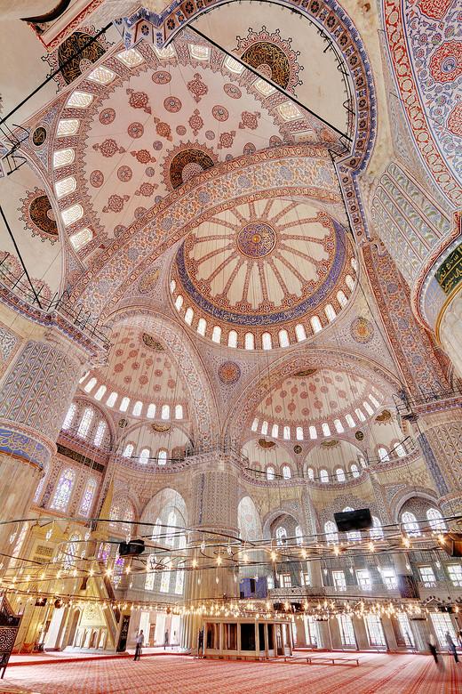 2017土耳其行记之:伊斯坦布尔.4(苏莱曼尼耶清真寺、苏丹艾哈迈德清真寺)-苏莱曼清真寺,蓝色清真寺,贝伊奥卢,博斯普鲁斯海峡