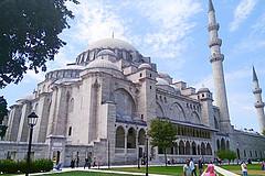 2017土耳其行记之:伊斯坦布尔.4(苏莱曼尼耶清真寺、苏丹艾哈迈德清真寺)