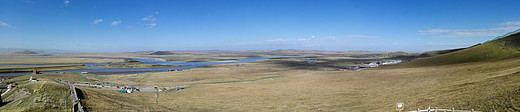 手机里的回忆之三 川北游记-花湖,若尔盖大草原,黄河第一湾,扎尕那,若尔盖