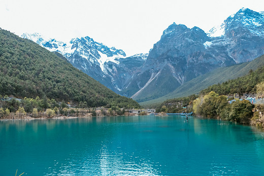 丽江泸沽湖 | 时过境迁依旧是心头那枚白月光(3)-蓝月谷,玉龙雪山,拉市海