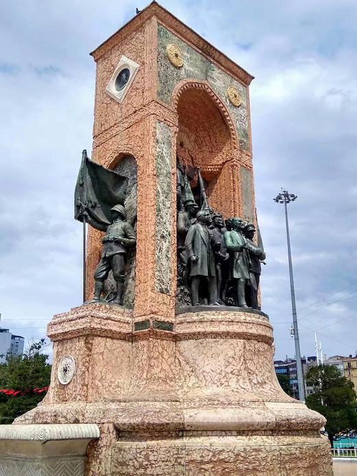 2017土耳其行记之:伊斯坦布尔.7(塔克西姆广场、7.15军事政变)-贝伊奥卢