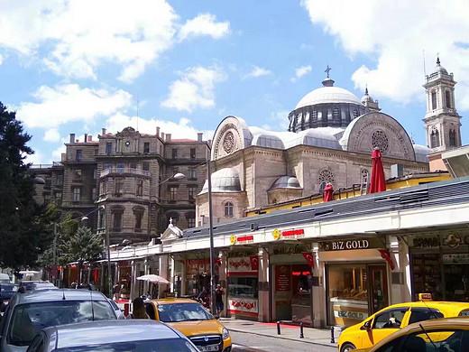 2017土耳其行记之:伊斯坦布尔.8(市区一瞥)-博斯普鲁斯海峡,加拉塔大桥,耶尼清真寺,加拉太塔,金角湾