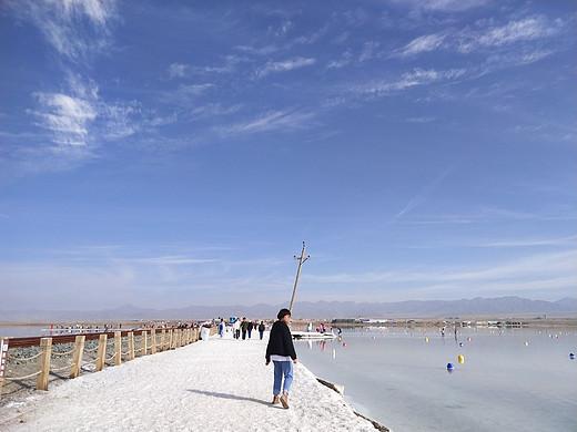 大西北之行-东关清真大寺,茶卡盐湖,黑马河,青海湖,日月山