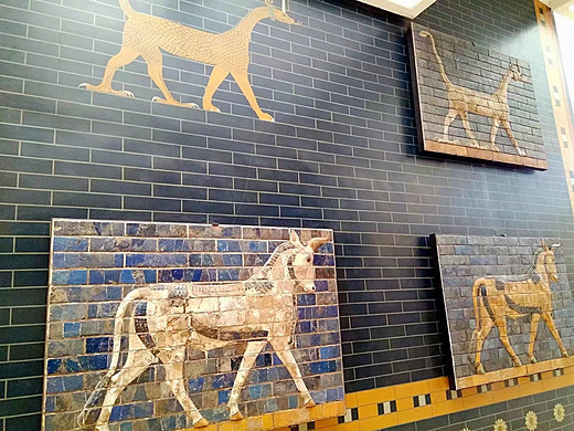 2017土耳其行记之:伊斯坦布尔.9(伊斯坦布尔考古博物馆)