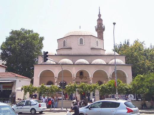 2017土耳其行记:伊兹密尔.1(概览、科纳克广场、哈马斯集会)