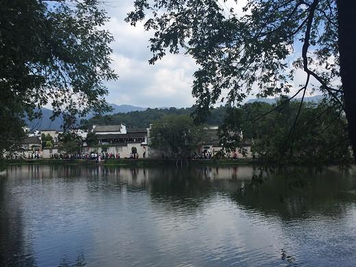 徽州小记-宏村,西递,黄山
