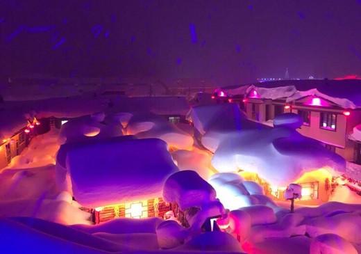 我不管,此刻雪乡天下最美