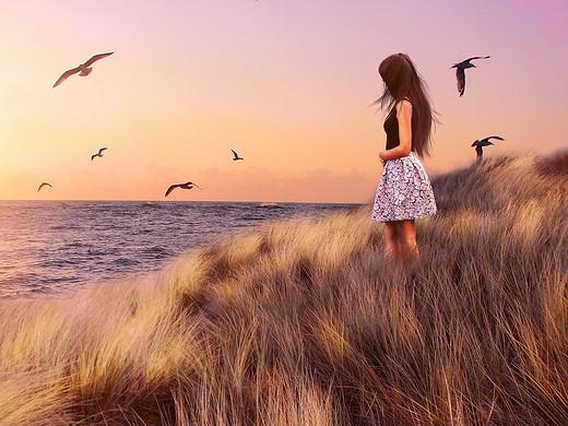 爱旅行的女生的9大优点