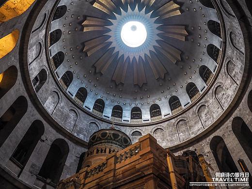 【以色列随笔】缓缓打开流着蜜的迦南之地  篇壹-橄榄山,圆顶清真寺-耶路撒冷,哭墙,圣墓教堂,特拉维夫
