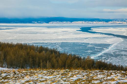 一块萨满石,告诉你贝加尔湖畔的原住民是谁-奥利洪岛,伊尔库茨克,俄罗斯