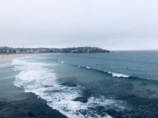 梦不落之悉尼-邦迪海滩,蓝山,维多利亚女王大厦,墨尔本