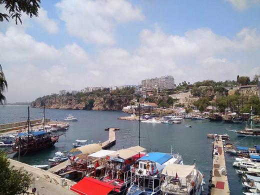 2017土耳其行记之:安塔利亚(概览、卡雷琦历史街区)-哈德良门