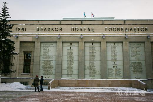 先进的火器,强势的宗教,西伯利亚归了俄罗斯-贝加尔湖,伊尔库茨克