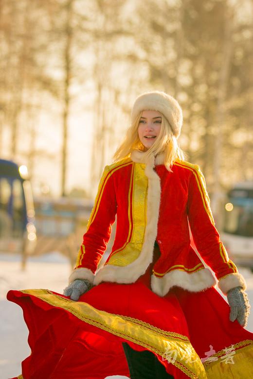 这里男女比例失衡,美女扎堆,看了以后有没有心动-利斯特维扬卡,伊尔库茨克,俄罗斯