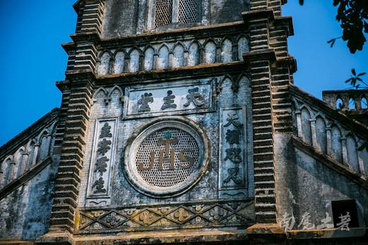 清代雷廉二州最早的天主教堂,为什么建在这个小岛上-涠洲岛,广西