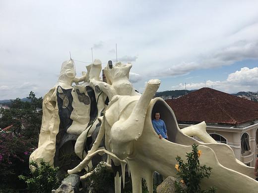 我党和我王游越南-芽庄,灵福寺,疯狂屋,大叻,红沙丘