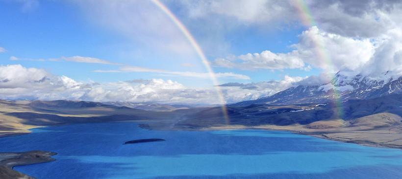 夏天的西藏,六月飞雪的山南