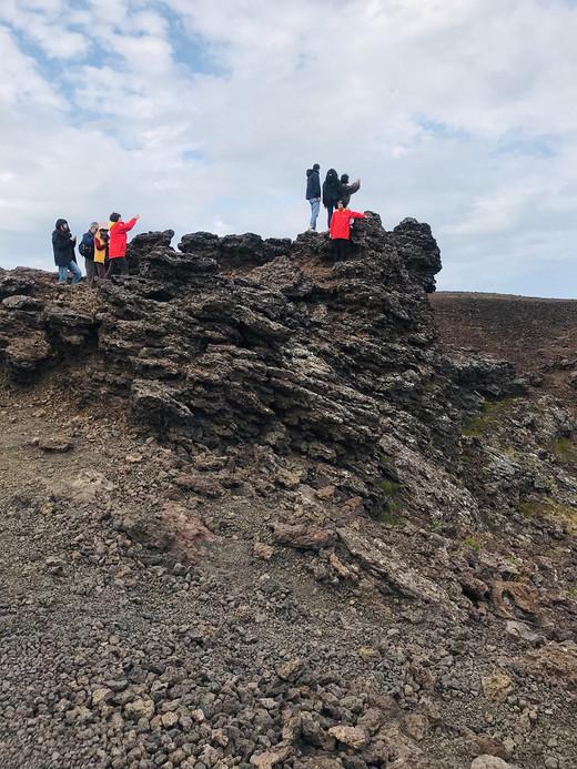 北极三岛(二)-冰岛