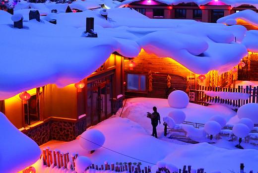 黑龙江曝黑不断,还能愉快去看雪吗?
