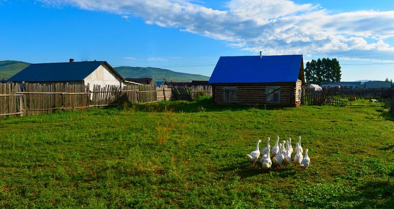 恩和俄罗斯民族村